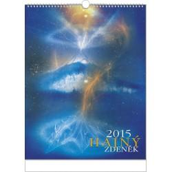 Stolní kalendář 2015 - Zdeněk Hajný