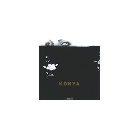 Al Gromer Khan - KONYA (audio CD)