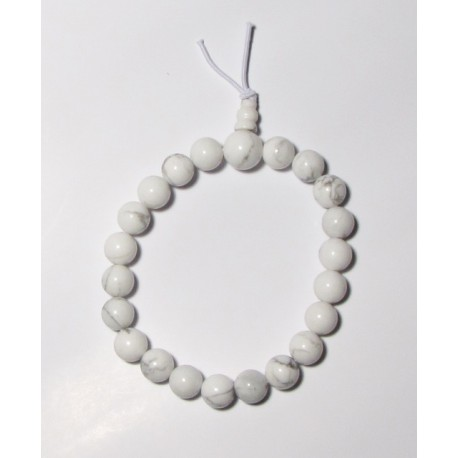 Energetický - Budhův náramek (power bracelet) HOWLIT MAGNEZIT
