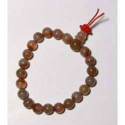 Energetický - Budhův náramek (power bracelet) ACHÁT